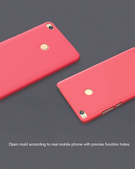 Hardcase Nillkin Xiaomi Mi Max 2 nillkin frosted shield back for xiaomi mi max 2 black price in dubai uae awok
