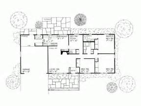 eplans ranch house plan perfect rectangle 1416 square