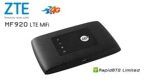 Modem Zte Mf920 4g zte mf920 lte mobile wifi wireless hotspot router modem