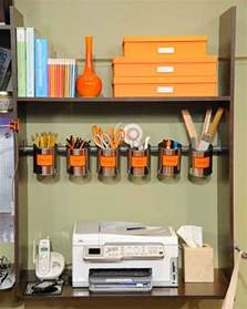 organize home office desk 15 awesome diy ways to organize your office part 1