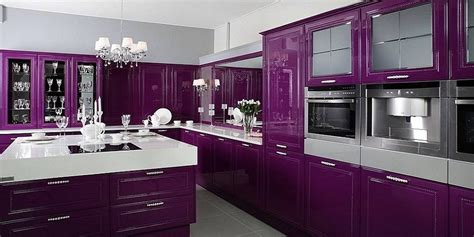 purple kitchen appliance set high end design 2018 2019