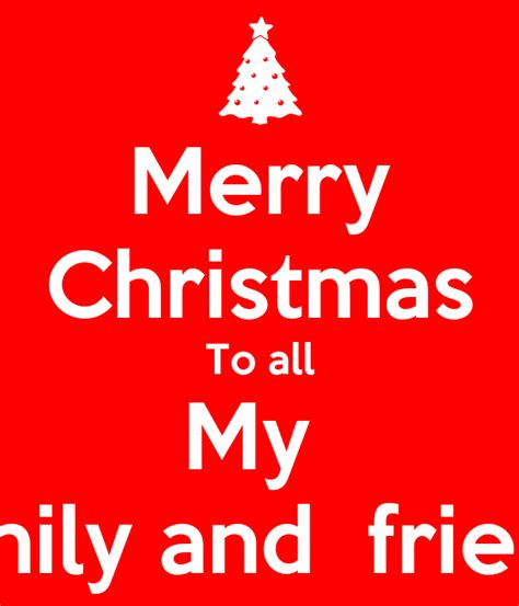 merry christmas    family  friends poster mammio  calm  matic