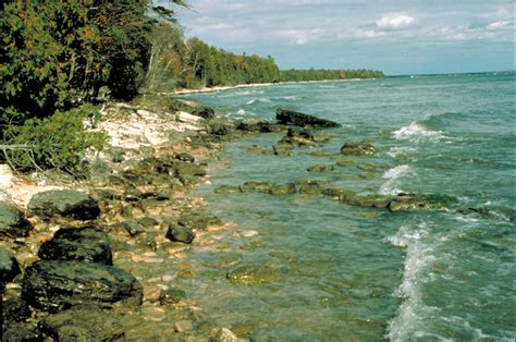Door County Michigan by Great Lakes National Program Office Image Collection