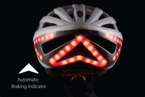 Helm Sepeda Lumos lights enabled lumos helmet is as cool as it gets