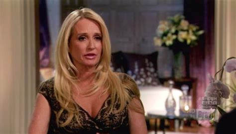 kim richards hairstyles kim richards loves life wants to remain on the real