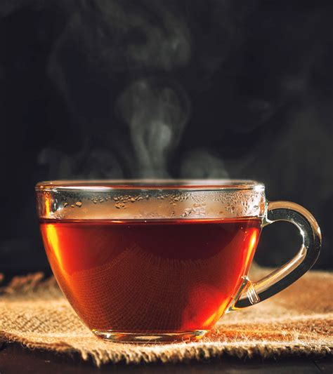 black tea 8 of the tastiest foods to say sorry to your partner with