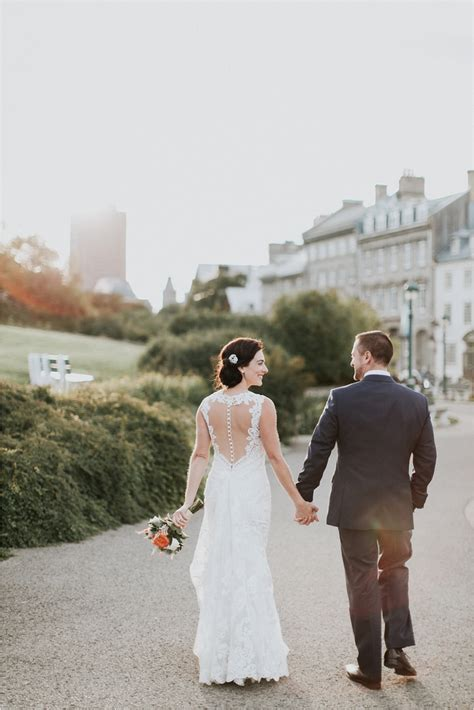 An Intimate Wedding in Quebec City   Shaw Photography Co.