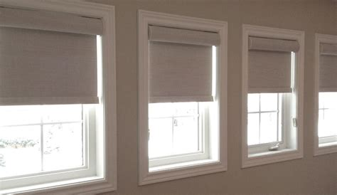 Neutral Bedroom - roller shades blind advantage