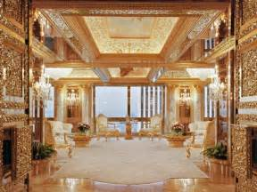 Trump Mansion Will He Go For The Gold Donald Trump S Redecorating Plans