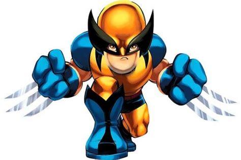 imagenes wolverine caricatura lista marvel personajes del escuadron de super heroes