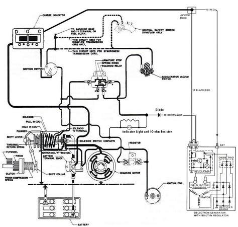 delco starter wiring diagram 24 delco free engine image