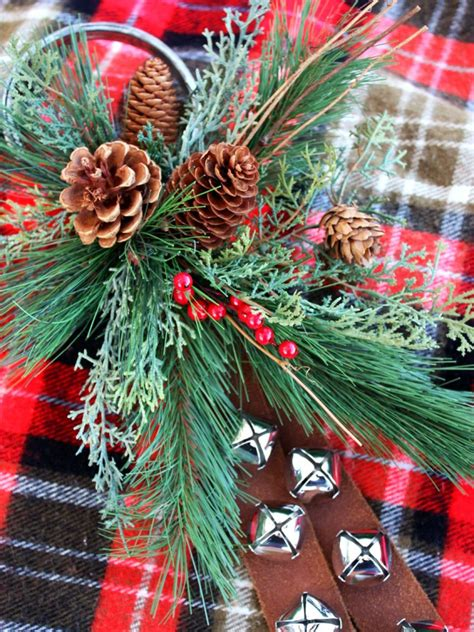 christmas bells door decoration 20 easy ornaments decorations hgtv