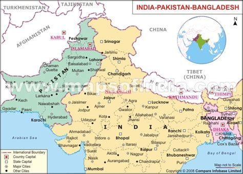 india bangladesh bangladesh map with pakistan