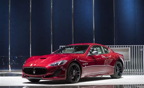 Maserati Debuts At Geneva Motor Show Myautoworld Com