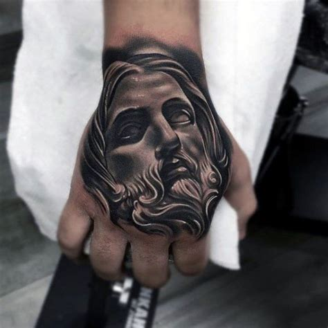 best 25 jesus hand tattoo ideas on pinterest
