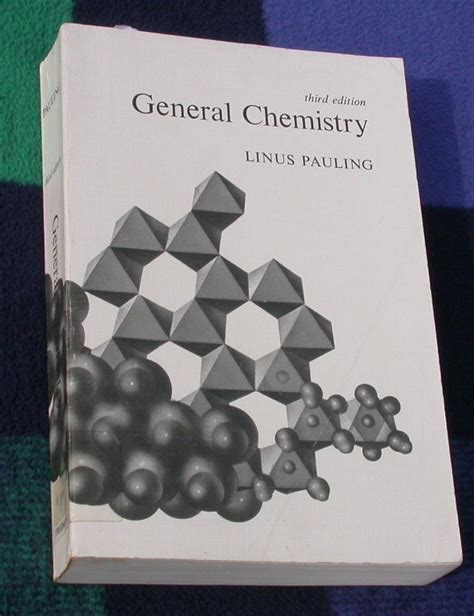 general chemistry general chemistry by linus pauling 1970 gebraucht kaufen