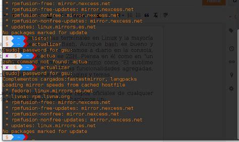 posted on 9 enero 2015 21 abril 2015 by lisbethsegovia instalar zhs en fedora 21 linuxitos