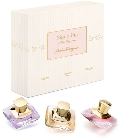Parfum Signorina signorina mini fragrance collection new fragrances