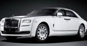 Rolls Royce Ltd Rolls Royce Ghost Eternal Limited Edition Extravaganzi