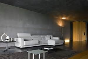 in the living room 25 captivating living room designs with concrete wall rilane