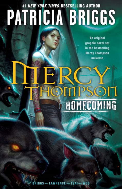 woo woo a cape charles novel books the sf site featured review mercy thompson homecoming