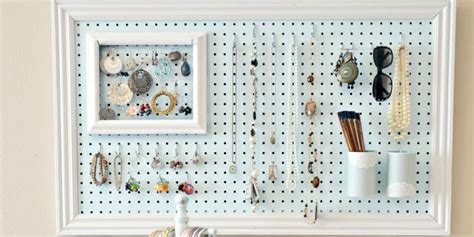 how to build a pegboard office supply organizer pegboard organizing ideas creative ways to use pegboards