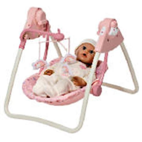 baby annabell electronic swing pin baby annabell dolls prams buy a pram for on pinterest