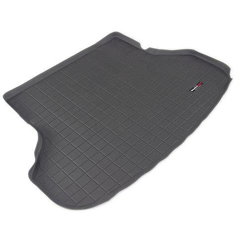 weathertech cargo liner black weathertech floor mats wt40242