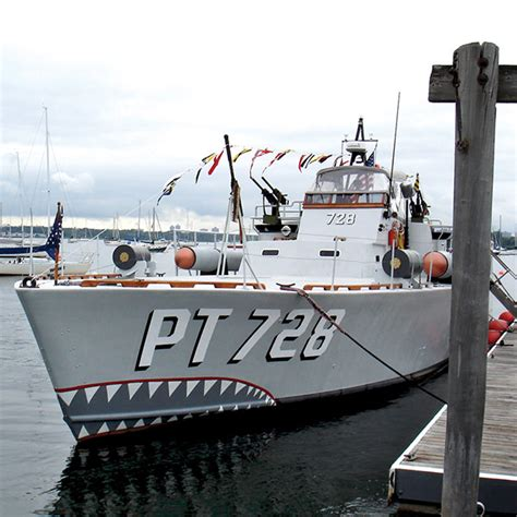 pt boat converted to yacht patrol torpedo boat