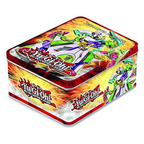 Yu Gi Oh Box 1 Acheter Yu Gi Oh Tin Box 2011 Vague 1 N 176 17