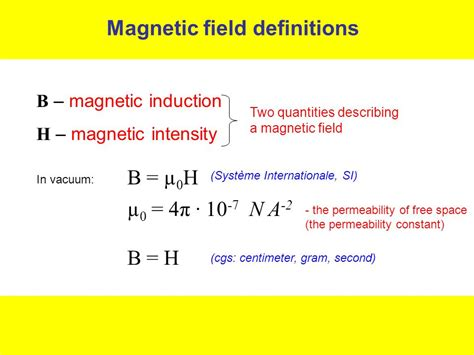 define induction field magnetism of rocks and minerals ppt