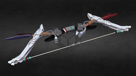 tutorial war bow horizon aloy s war bow from horizon zero dawn by th 233 o domon