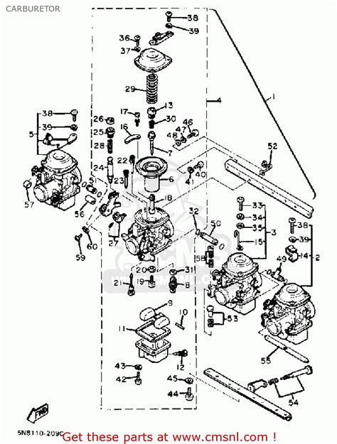 yamaha xj 550 wiring diagram wiring diagram database