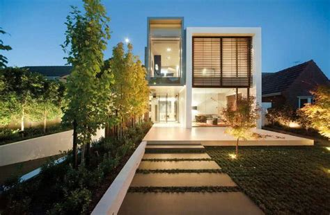 Japanese Home Design Australia 92 Fachadas De Casas Modernas Para Te Inspirar