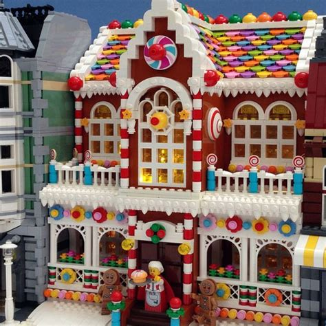 amazing lego christmas decorations ideal home