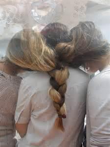 girls  braid hair braided tied  stuck  braided hairstyles hair braids