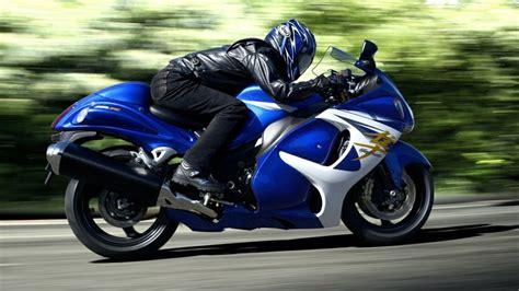 Schnellstes Motorrad Km H by Der Supersportler Suzuki Hayabusa 1300
