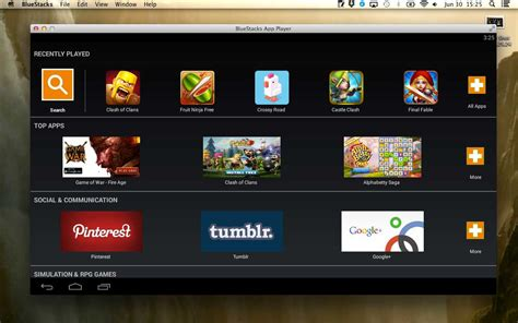 Android Emulator For Mac by Top 5 Best Android Emulators For Mac Iphonebyte