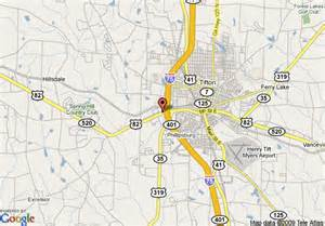 map of inn tifton i 75 exit 62 tifton