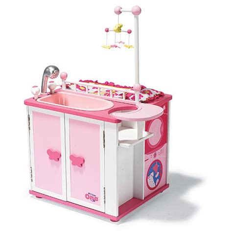 Baby Doll Changing Table And Care Center Our Generation Baby Doll Care Center With Accessories Toys For Elise