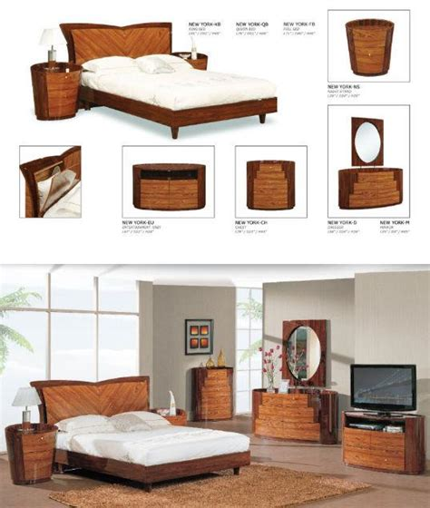 new york bedroom furniture global furniture new york 5pcs kokuten storage bedroom set