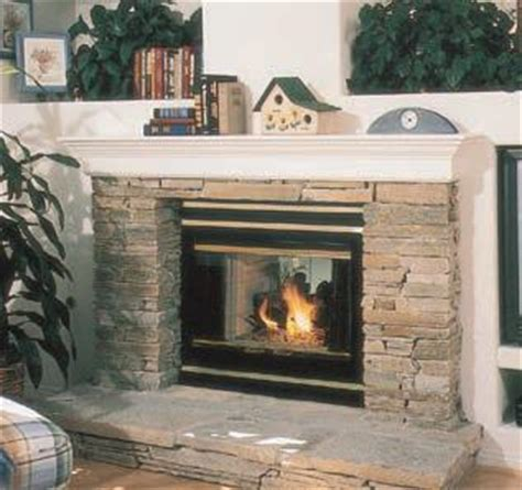Radiant Heat Gas Fireplace by Vantage Hearth 36 Inch Radiant Heat See Thru Smooth
