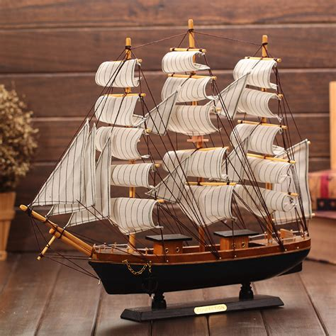 ᑎ diy wooden 60 51cm boat ship craft rudder large