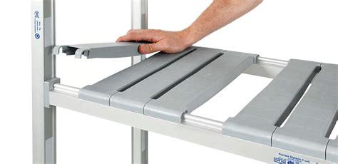 scaffali in alluminio scaffali in alluminio soluzione economica a norma per gli