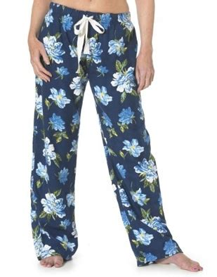 7 Snuggly Warm Winter Pajamas by Floral 7 Snuggly Pajama Bottoms To Stay Warm In