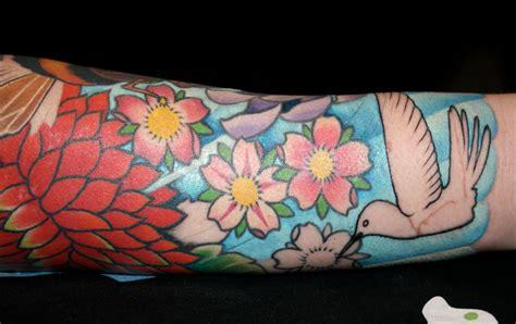 Arm Blumen by Blumen Unterarm Frauen Blumen Tattooideen