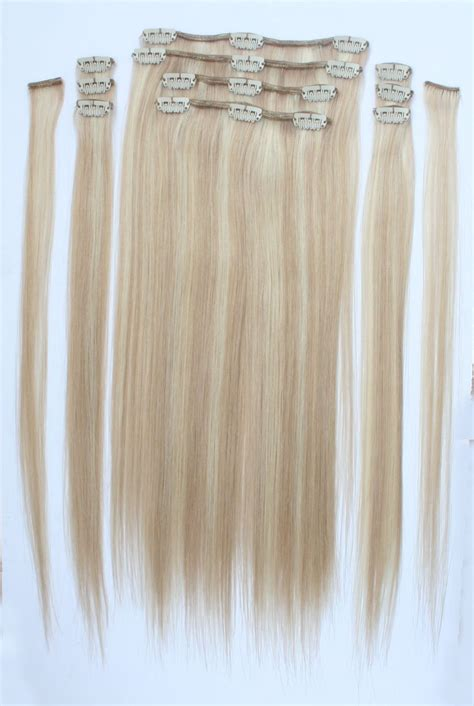 clip in human hair extensions clip in hair extensions cheap human hair sally s quality