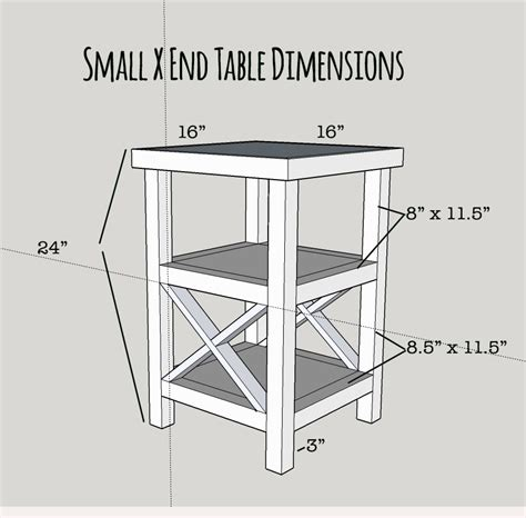 makeover monday small   table  plans