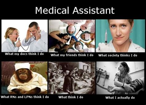 Medical Assistant Memes - medical assistant meme healthcare pinterest memes