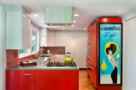 kitchen decorating ideas with red accents kitchen design ideas red kitchen